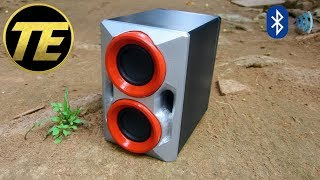 Building A Mini Bluetooth Speaker