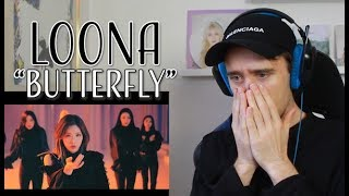 "LOONA 이달의 소녀 - ""Butterfly"" 🦋 Reaction 