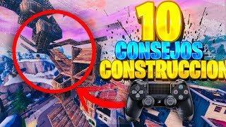 10 Consejos para Construir mejor en FORTNITE (PS4/XBOX)