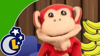 Adivinanzas para niños con El Mono Sílabo . Adivina adivinador . Lunacreciente