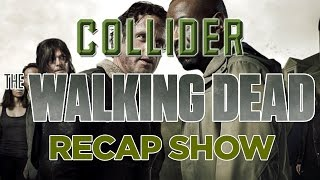 """Walking Dead Recap and Review - Season 6 Episode 7,  """"Heads Up"""""""