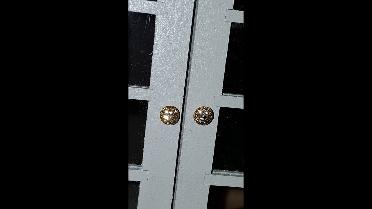 Miniature Door Knobs- made from map pins - YouTube
