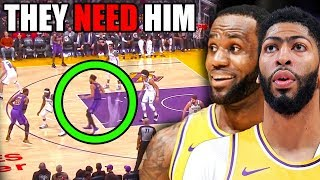 why the lakers need to sign these 5 players after the anthony davis trade ft nba free agency