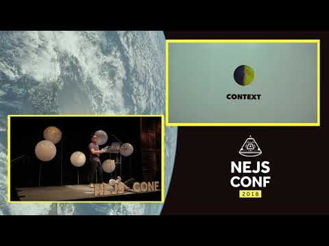 Michael Chan: Hot Garbage: Clean Code is Dead - NEJS CONF 2018