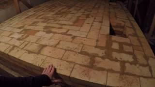 строю кирпичную, хлебопекарную печь на дровах