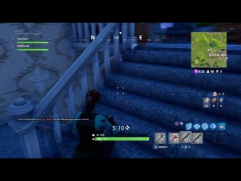Fortnite : A Little Problem In This Game #CPD