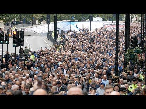 Football Lads Alliance - The Return
