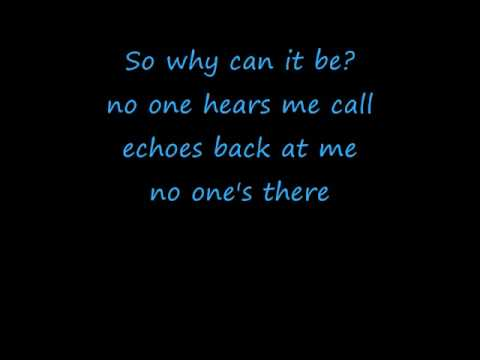 no one's there-korn lyrics