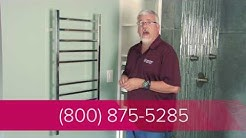 How to install a Towel Warmer with Control