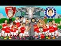 Download 🏆Arsenal win the FA Cup🏆 (Arsenal vs Chelsea 2-1 FA Cup Final Parody Song Goals & Highlights)