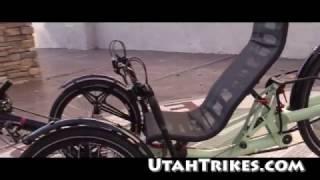 Azub Ti Fly 26 Beauty Walkaround by Utah Trikes