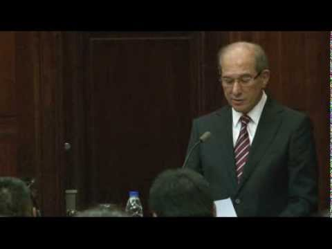 La UBA invistió al Embajador Ahmet Üzümcü como Doctor Honoris Causa