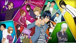 Bakuman | Pack | Wallpapers Anime | Full HD | 1 Link | Mega | Mediafire