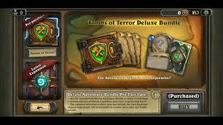 Tombs of Terror Release Date, Heroes, Hero Powers, and Details - Hearthstone Saviors of Uldum