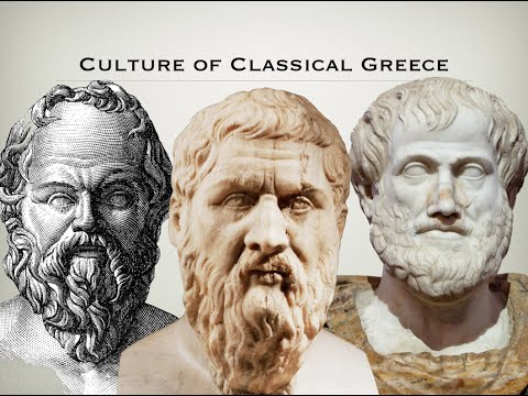 4.4 CULTURE OF CLASSICAL GREECE