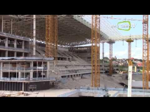 Informe estadio de Sao Paulo Mundial Brasil 2014