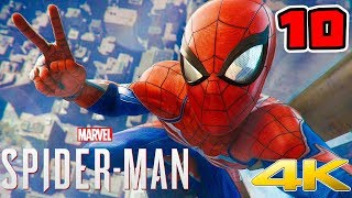 Spider-Man PL (10) - RANDKA Z MJ! [PS4 PRO] | 4K | Vertez