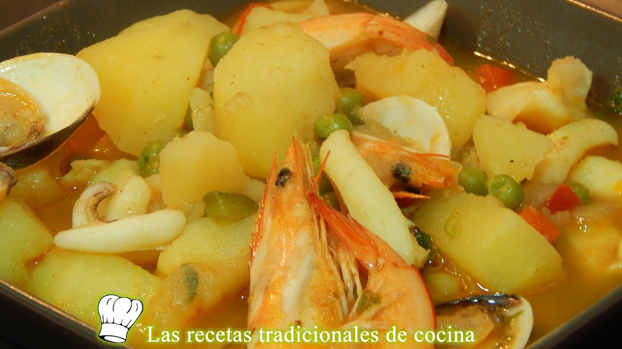 Image Result For Receta Patatas A La
