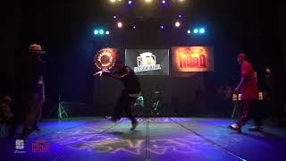 Stanza vs BBQ MASC Final(ALL STYLE) | HOOD Season5 Final 2019.01.27 | UGcrapht×One Move