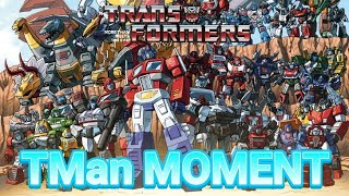 TRANSFORMERS TAG  CHALLENGE Q&A: TMan MOMENT #100