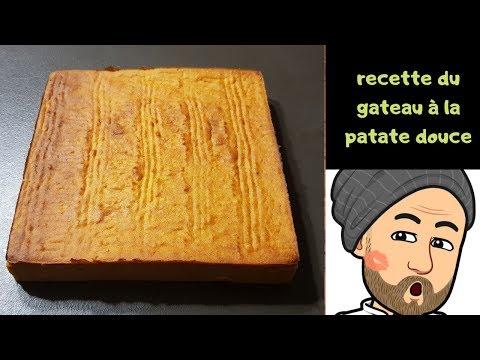 recette-du-gateau-à-la-patate-douce