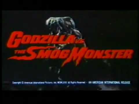 Godzilla VS Hedorah Trailer