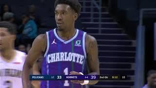 Malik Monk Full Play Vs New Orleans Pelicans   11/09/19   Smart Highlights
