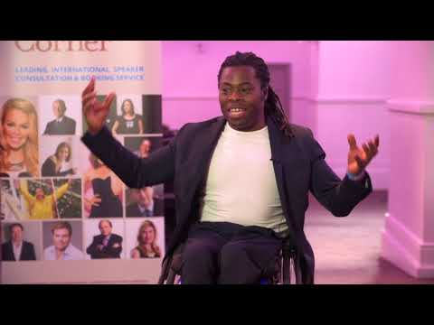 Ade Adepitan - Knowledge Guild February 2018