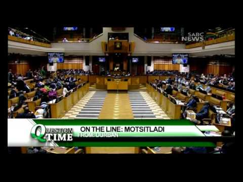 Question Time: The electoral code of conduct, 18 May 2016