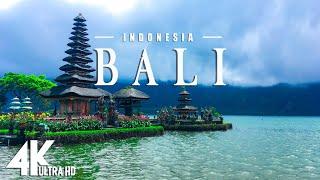 BALI INDONESIA 4K  Música relajante junto con hermosos videos de la naturaleza  Video 4K Ultra HD