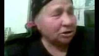 Бабка рассказывает как приготовить плов