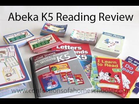 Abeka Reading Review