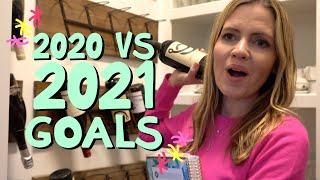 2020 vs 2021 Goals