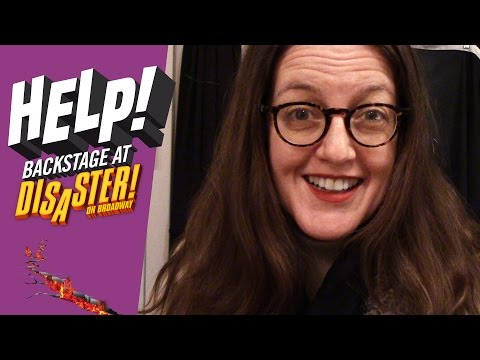Episode 1 - Help!: Backstage at Broadway's DISASTER! with Jennifer SImard