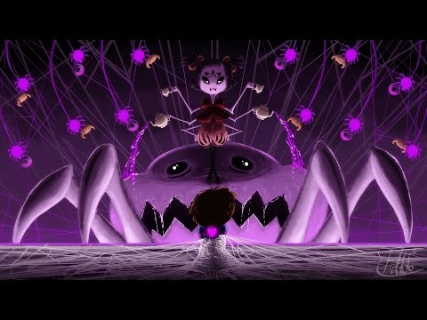 Undertale - Spider Dance (Cement City Remix)