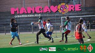 Mangamore Quidditch Kopa 2018 | Semifinal 2 | Lumos Compostela vs. Nightmare Grims