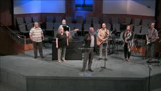 07-19-2020 Livestream - 9:15 Service