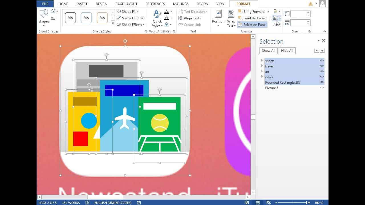 iOS 7 in Word - 23/30 - NEWSSTAND ICON - YouTube