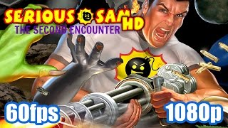 Serious Sam HD : The Second Encounter Remastered Edition Gameplay - Action Game PC HD 1080p 60fps