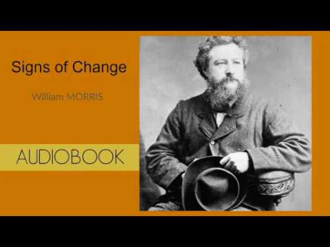 Signs of Change by William Morris - Audiobook