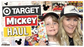 ULTIMATE DISNEY TARGET HAUL + Shop with Us