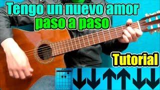 """Como tocar """"Tengo un nuevo amor"""" guitarra Música religiosa"""