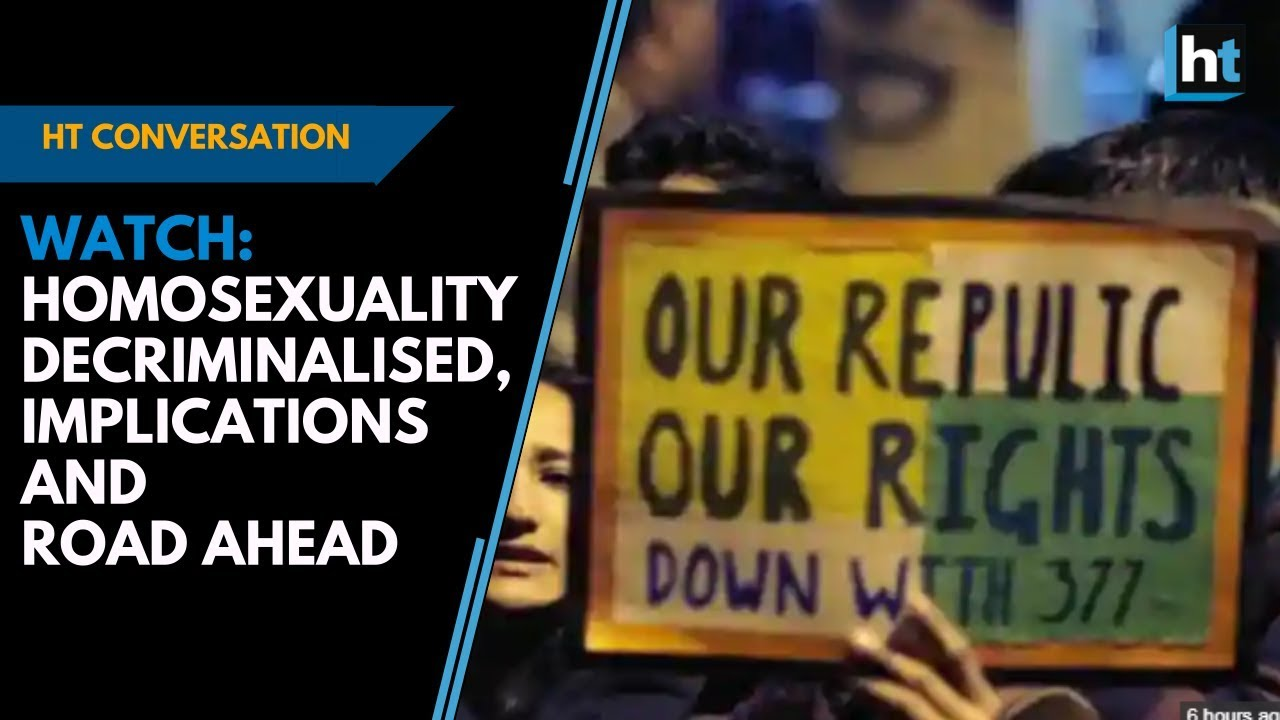 Decriminalised homosexuality and christianity