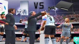 PS2 VS PS3 | PES 2011 | FINAL COPA LIBERTADORES COMPARISON