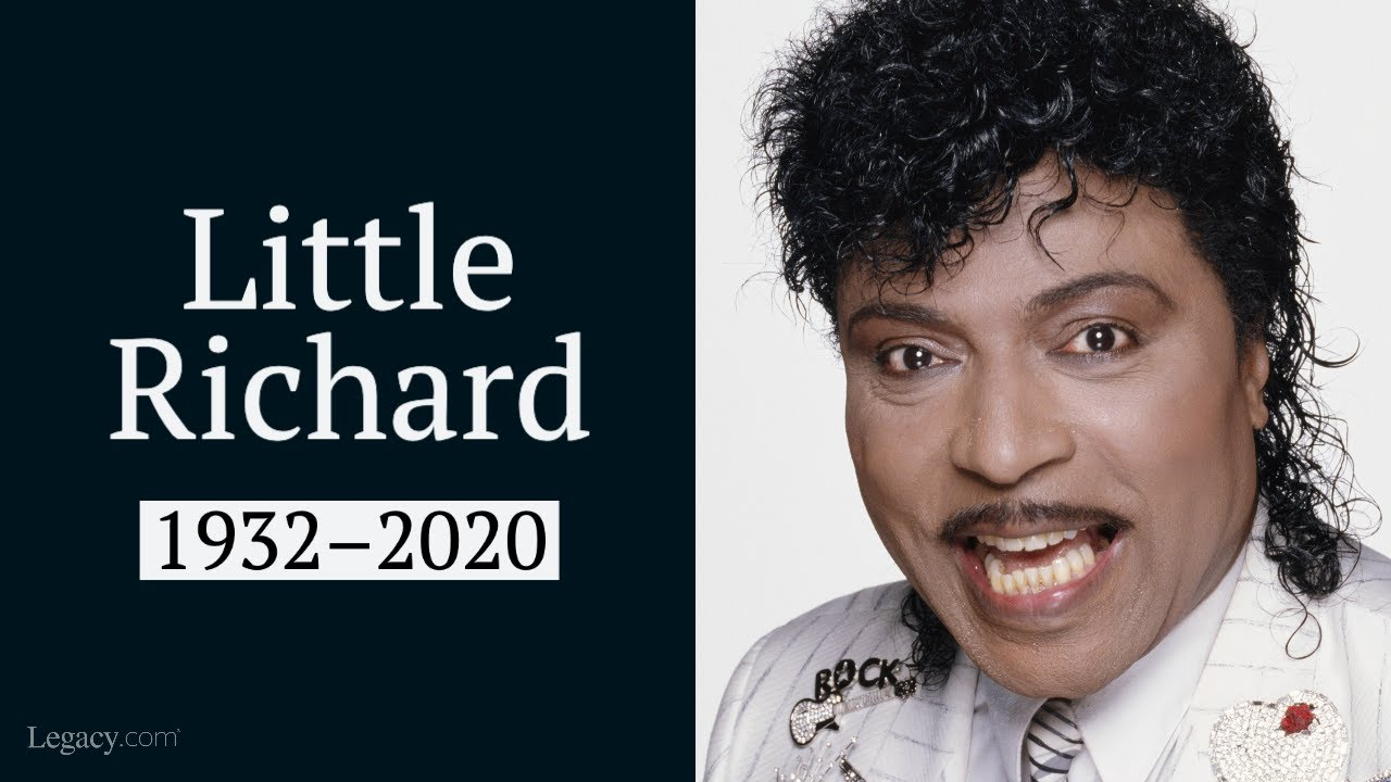 2020 Deaths: R.I.P. Little Richard, flamboyant father of rock 'n' roll