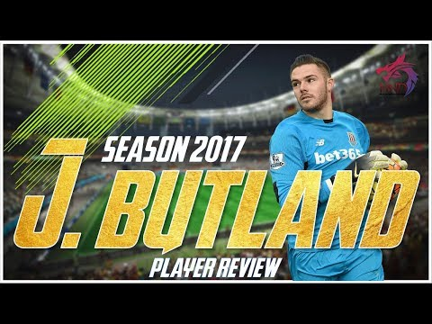 FO4 review - Jack Butland season 17 - thủ môn ảo nhất game
