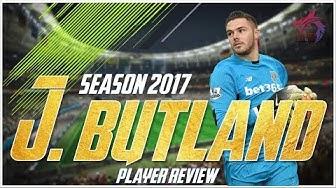 Bình Be review - Jack Butland (season 17) - thủ môn ảo nhất game