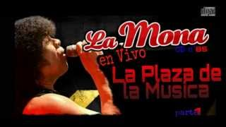 08 - Me desespero - La Mona Jimenez - En Vivo La Plaza de la Musica - CD n°85 - (2014)