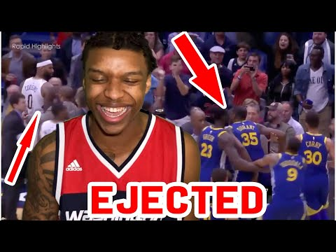 STEPH CURRY INJURY! KD VS BOOGIE! WARRIORS VS PELICANS FULL NBA HIGHLIGHTS REACTION