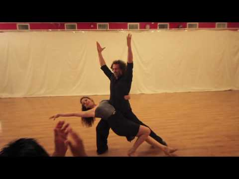 DanceTLV - Open Night Showcase 2018 - Anna Romvári and Sean Ziv